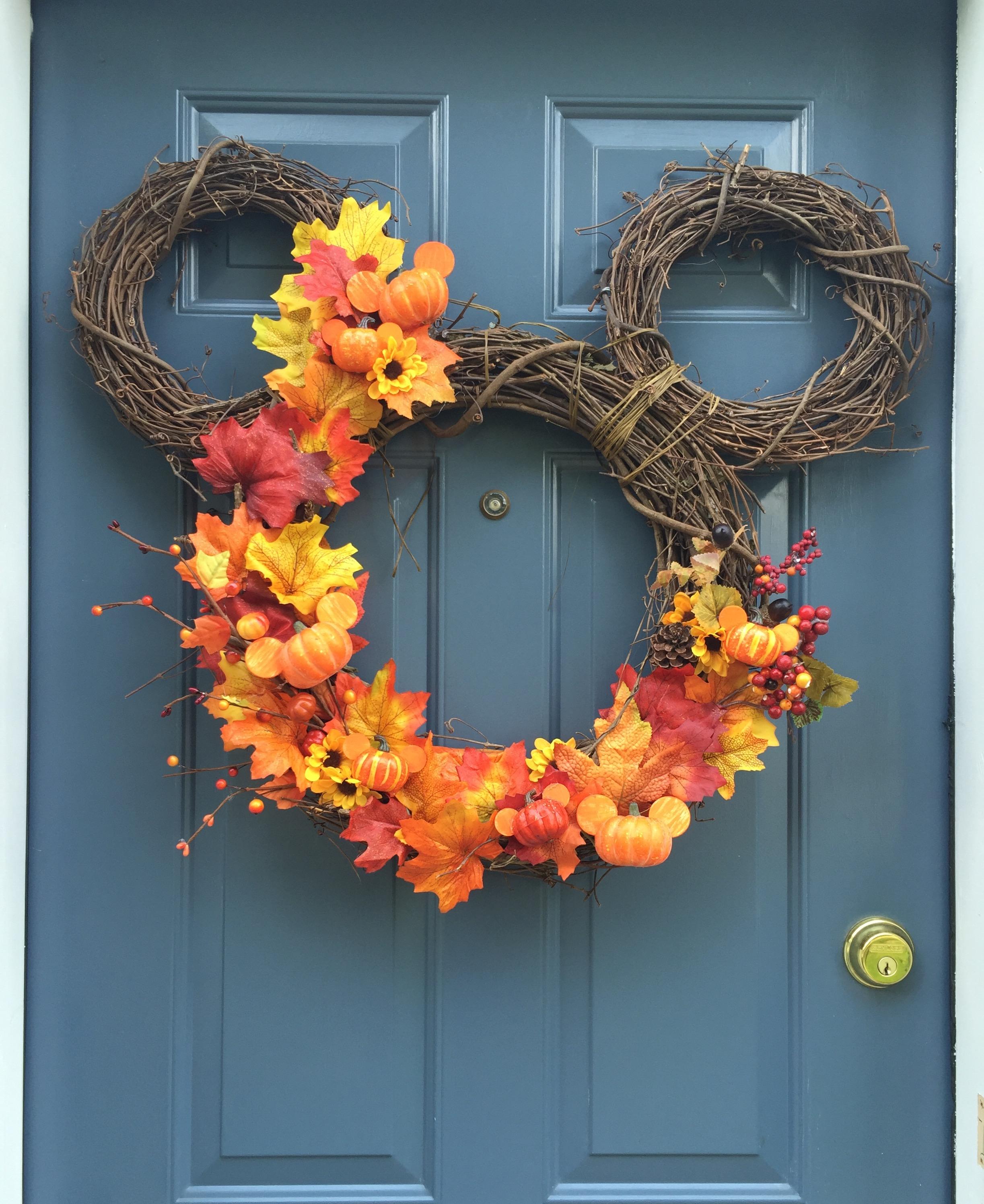 Fall Doorways: Wanderings (and Wonderings